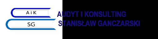 Audyt i Konsulting -  Stanisław Ganczarski